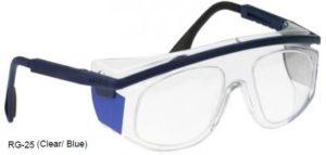 RTG ochranné brýle standard Clear RG-250 Image